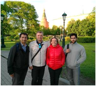 Minerva intermediate meeting Moscow